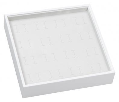 Tabletts/Warenblocks 86002300000000 weiß Bild 1